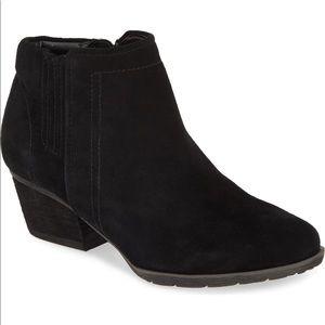 Blondo valli 2.0 waterproof suede ankle boot